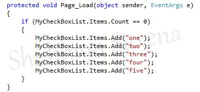autopostback for input type checkbox élément