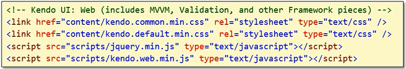 web widgets scripts