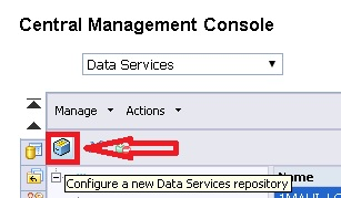 BODS Repository Configuration 2